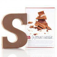 Chocoladeletter Fairtrade | 80 gram