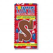 Tony Chocolonely | Marsepein letters