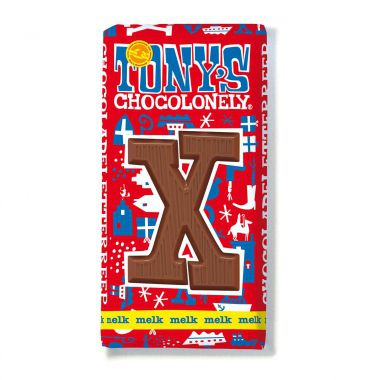 Tony Chocolonely letters